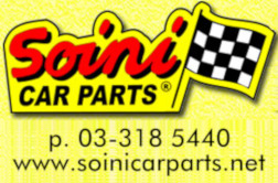 Soini Car Parts logo